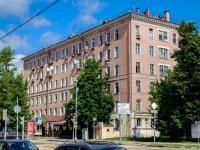 Академический район, улица Кржижановского, дом 15 к.3. многоквартирный дом