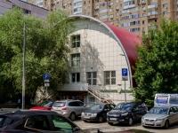 улица Новочерёмушкинская, дом 34 к.2. спортивный клуб