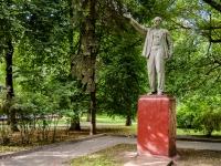 60-летия Октября проспект. памятник В.И.Ленину