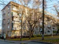 Академический район, проезд Черёмушкинский, дом 3 к.1. многоквартирный дом