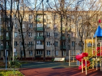 Академический район, проезд Черёмушкинский, дом 3 к.2. многоквартирный дом