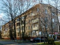 Академический район, улица Шверника, дом 2 к.1. многоквартирный дом