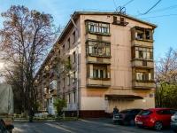 Академический район, улица Шверника, дом 2 к.2. многоквартирный дом