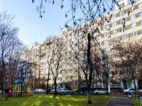 Академический район, улица Шверника, дом 5 к.2. многоквартирный дом