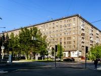 Академический район, улица Профсоюзная, дом 16. многоквартирный дом
