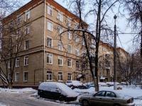 Академический район, улица Профсоюзная, дом 17 к.1. многоквартирный дом