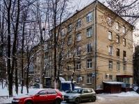 Академический район, улица Профсоюзная, дом 17 к.2. многоквартирный дом
