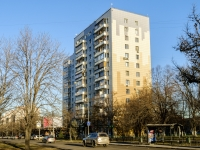 Moscow, , 60 let Oktyabrya avenue, house 5 к.4