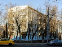 , st Vavilov, house 14. Apartment house