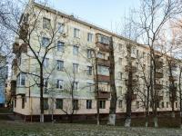 , st Vavilov, house 18. Apartment house