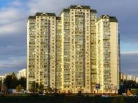 Балаклавский проспект, дом 18 к.1. многоквартирный дом