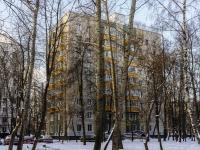 Балаклавский проспект, дом 24 к.3. многоквартирный дом