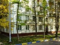 Зюзино, Балаклавский проспект, дом 26 к.1. многоквартирный дом
