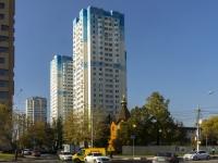 Симферопольский бульвар, дом 30 к.1. многоквартирный дом