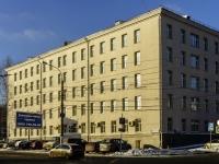 Зюзино, Симферопольский бульвар, дом 6 к.1. больница Московский научно-практический центр наркологии
