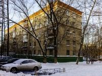 соседний дом: ул. Азовская, дом 6 к.1. многоквартирный дом