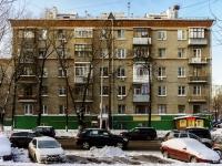 соседний дом: ул. Азовская, дом 6 к.2. многоквартирный дом