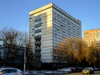 Зюзино, улица Азовская, дом 2 к.1. академия Российская правовая академия Министерства юстиции РФ