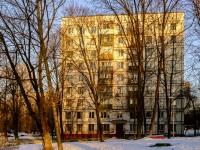 Зюзино, улица Азовская, дом 7 к.1. многоквартирный дом