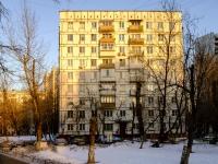 Зюзино, улица Азовская, дом 9 к.1. многоквартирный дом