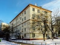 Зюзино, улица Болотниковская, дом 15. многоквартирный дом