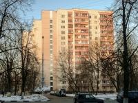 Зюзино, улица Болотниковская, дом 18. многоквартирный дом