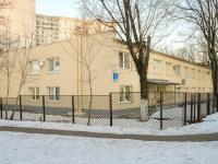 Зюзино, улица Болотниковская, дом 18 к.2. офисное здание
