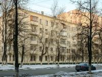 Зюзино, улица Болотниковская, дом 20. многоквартирный дом