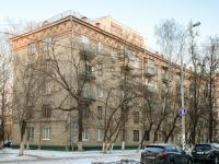 Зюзино, улица Болотниковская, дом 22 к.1. многоквартирный дом