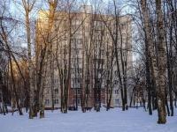 Зюзино, улица Болотниковская, дом 21 к.2. многоквартирный дом
