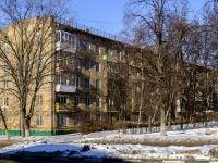 Зюзино, улица Болотниковская, дом 26 к.1. многоквартирный дом