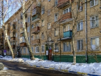 Зюзино, улица Болотниковская, дом 28 к.1. многоквартирный дом