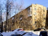Зюзино, улица Болотниковская, дом 28 к.2. многоквартирный дом