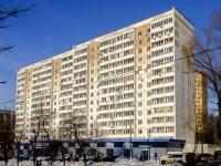 Зюзино, улица Болотниковская, дом 30. многоквартирный дом