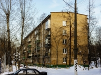 Zyuzino, st Odesskaya, house 5. Apartment house
