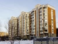 Zyuzino, st Odesskaya, house 14 к.1. Apartment house