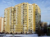 Zyuzino, st Odesskaya, house 14 к.3А. Apartment house