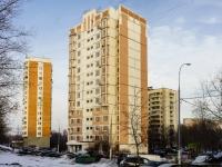 Зюзино, улица Одесская, дом 14 к.4А. многоквартирный дом