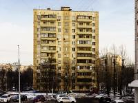 Zyuzino, st Odesskaya, house 14 к.5. Apartment house