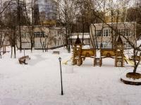Зюзино, улица Одесская, дом 9 к.1. Зюзино, территориальный центр социального обслуживания
