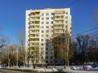 Zyuzino, st Odesskaya, house 11. Apartment house