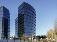 Zyuzino, st Odesskaya, house 2 к.В. office building