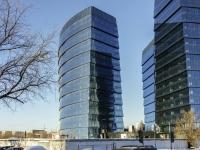 """Зюзино, офисное здание Бизнес-центр """"Лотос"""", улица Одесская, дом 2 к.С"""