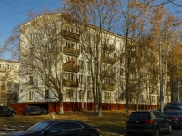Zyuzino, blvd Chernomorsky, house 18. Apartment house