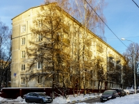 Zyuzino, blvd Chernomorsky, house 20. Apartment house
