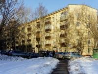 Зюзино, улица Большая Юшуньская, дом 12. многоквартирный дом
