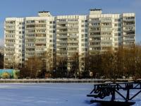 Зюзино, улица Большая Юшуньская, дом 16. многоквартирный дом