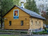 Зюзино, улица Большая Юшуньская. храм иконы Божией Матери Отрада и Утешение