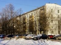 Зюзино, улица Большая Юшуньская, дом 8. многоквартирный дом