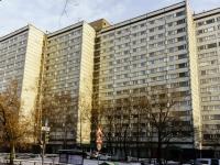 Зюзино, улица Керченская, дом 1А к.2. общежитие